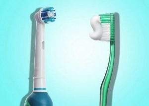 Toothbrushes-Electric-vs-Manual