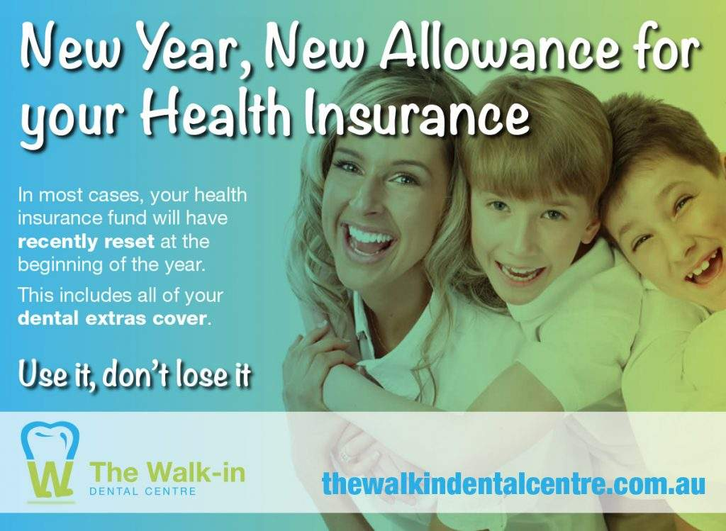 Walk-In Health Insurance Reset