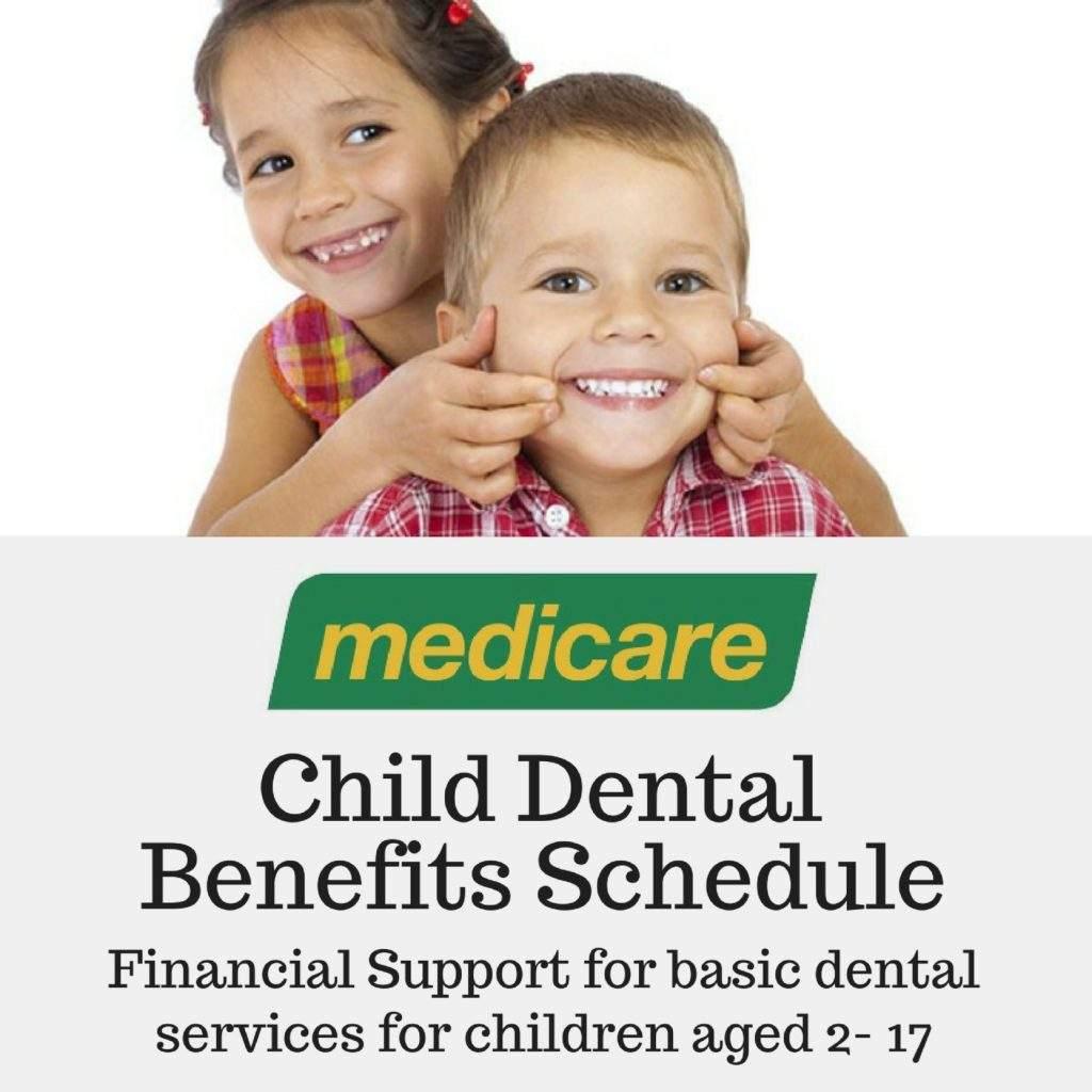 Child Dental Benefit Medicare Advert