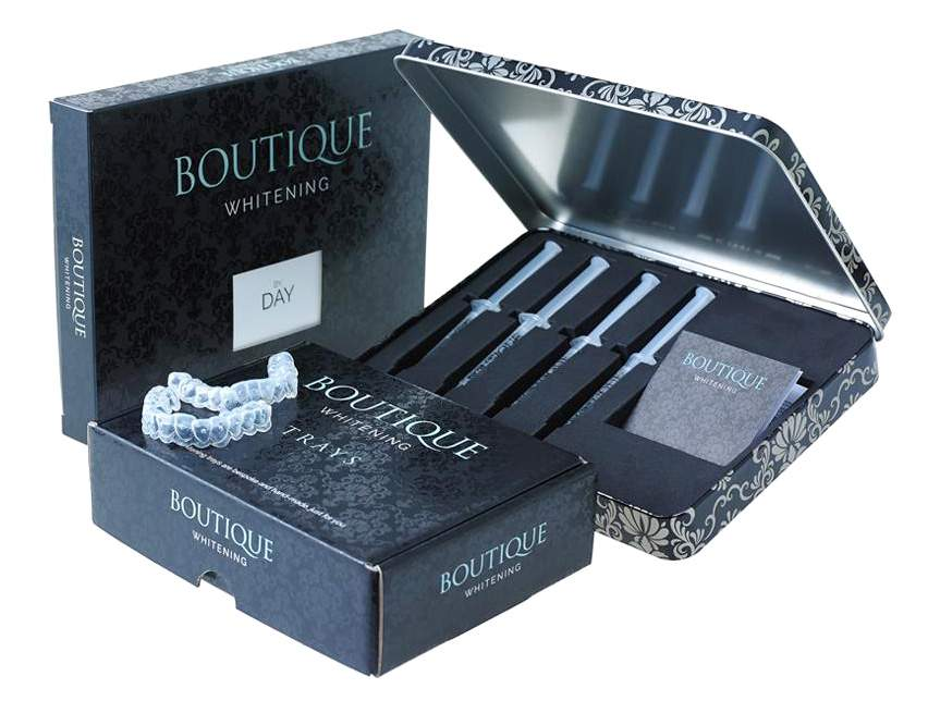 Boutique Whitening Teeth Whitening Kit At Home